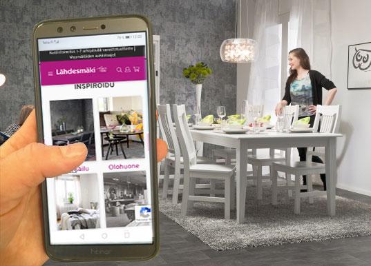 Mobiiliostaminen & Klarna-lasku