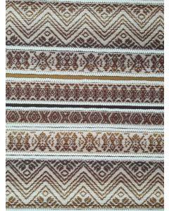 Brando Gobelin matto, ruskea, 160x235 cm