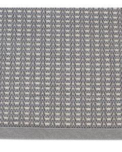 Domus Trip-matto vaaleanharmaa, eri kokoja