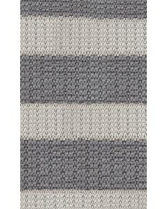 Kotimainen Domus Tasaraita-matto vharm-valkoinen, eri kokoja