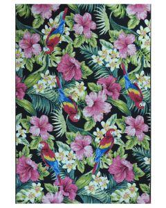 Helppohoitoinen värikäs Isla matto