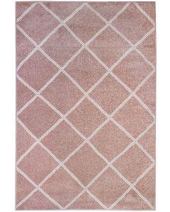Milou matto, roosa-valkoinen