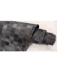 Härännahka palamatto, musta 160x230 cm