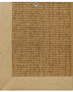 Sisal matto Boucle, Olki, mittojen mukaan