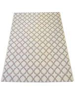 Dawn matto, luonnonvalkoinen-taupe