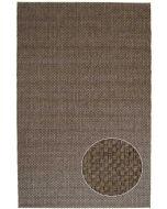 Ruskea Louhi matto, ruskea